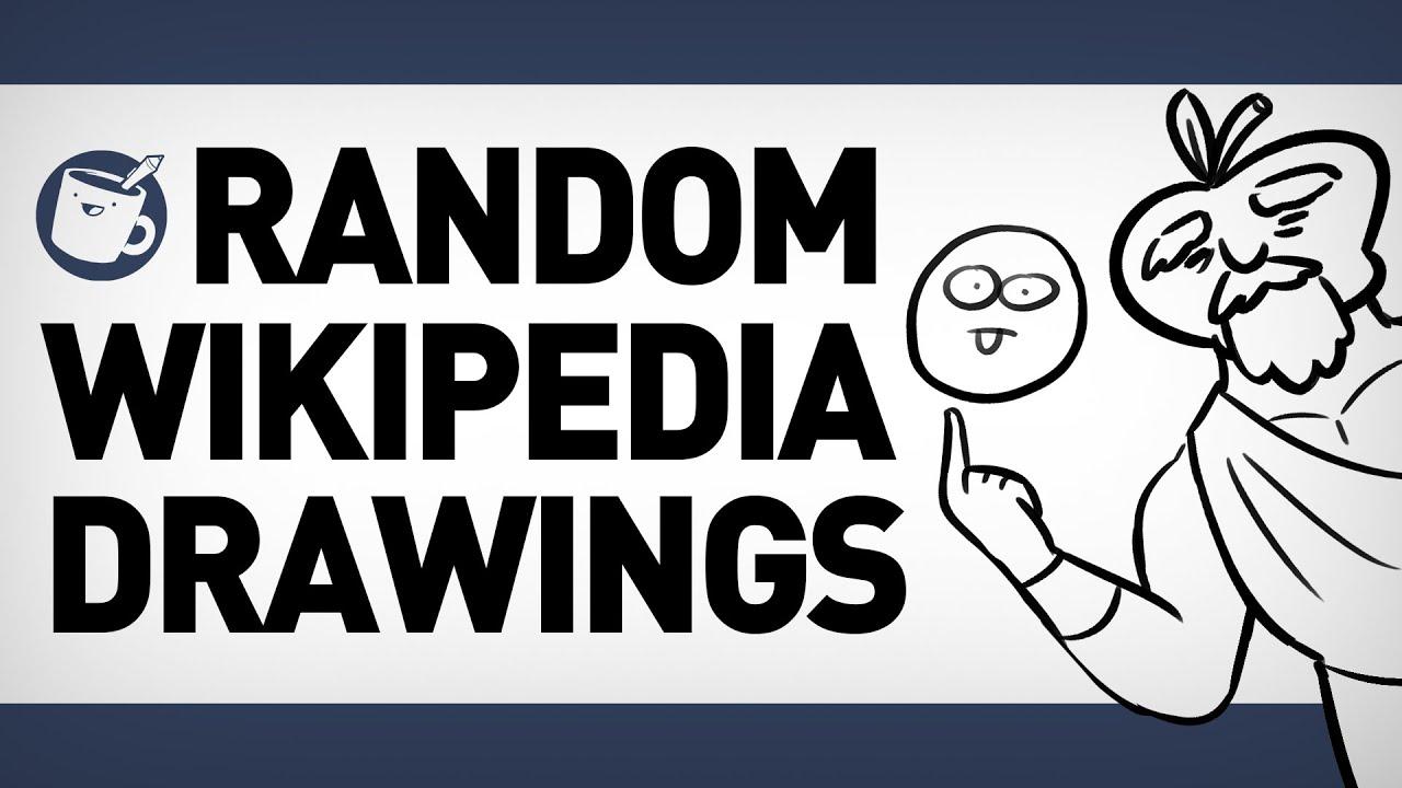 Drawing Random Wikipedia Articles (Again)