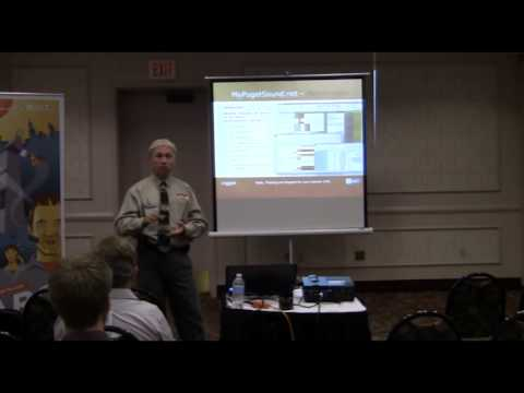 Building Community Websites With Joomla - Case Study: My Puget Sound @ Joomla Day Chicago 2012