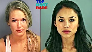 10 Hottest Mug Shots of All Time