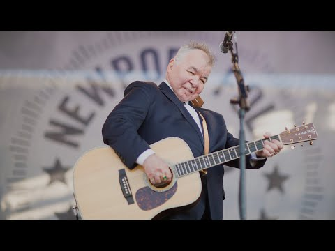 """John Prine ~ """"That's the Way the World Goes Round"""" - Live from Newport Folk Festival 2017"""