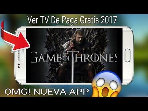 Mejor App Para Ver Televisión Por Cable Gratis | En Android | 2017