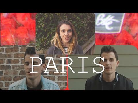 The Chainsmokers - Paris (Acapella Version)