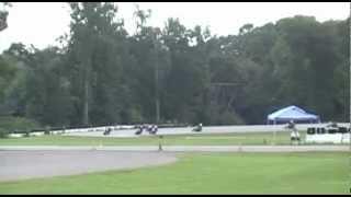 James Stewart rides Honda SL350RR