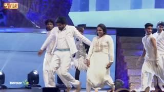Senthil and Sreeja's performance