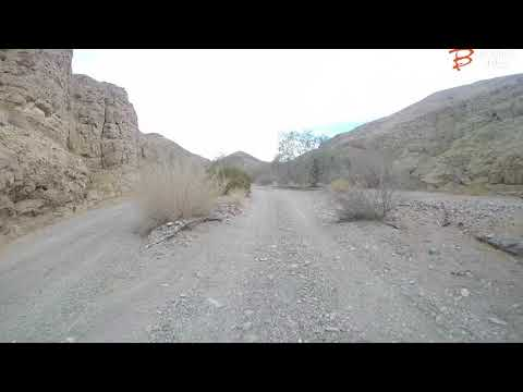San Andreas Fault Jeep/4x4 Tour - Video