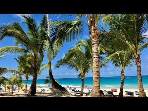 Доминикана Пунта-Кана январь 2018 Occidental Caribe 4* [Full HD 60 FPS]