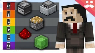 Tier List of all Redstone Components