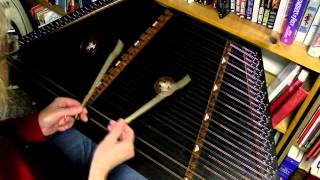 Irish Washerwoman   Hammered Dulcimer