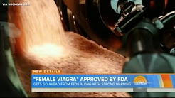 """Flibanserin or the new """"Female Viagra"""" approved by the FDA: RCMS"""