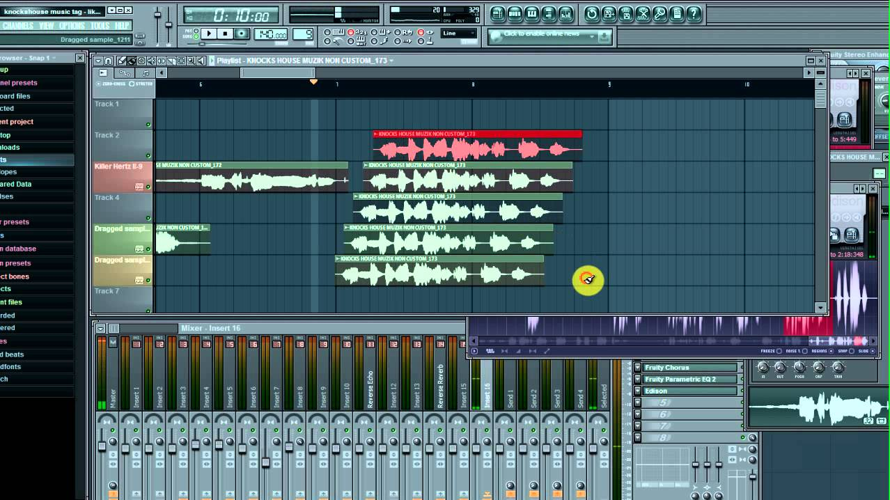 how to make fl studio 3 4
