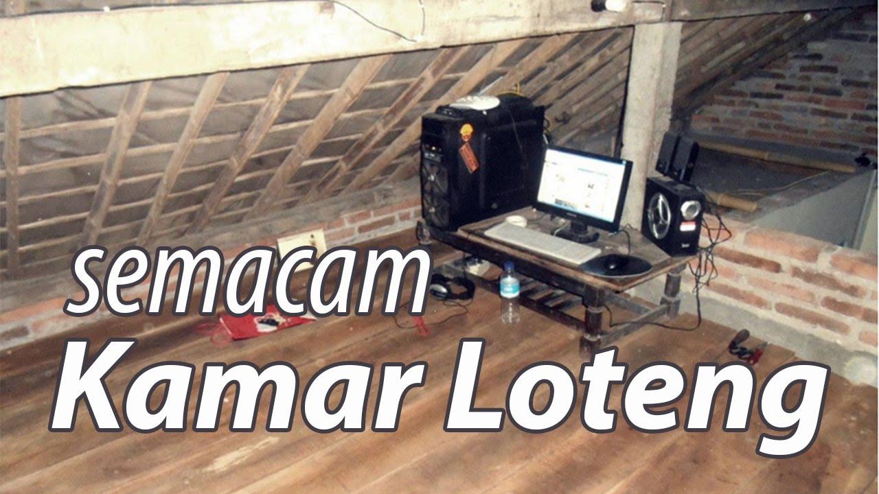 Semacam Virtual Tour Kamar Loteng