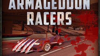 Armageddon Racers - Free 3D Racing PC Game (Touch Mode)