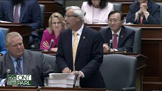 Fedeli speaks about investment in Nipissing hospice Sept. 13, 2018