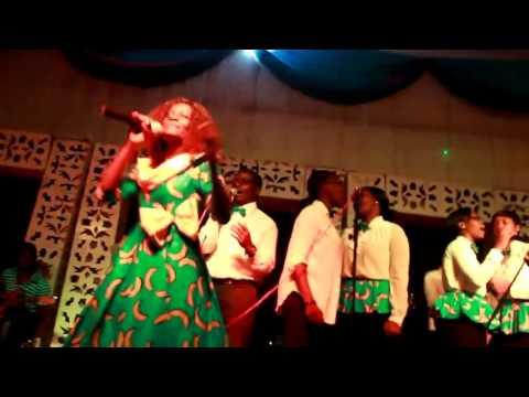 Salome Msungu Part 1Tamasha la SIFA Sally