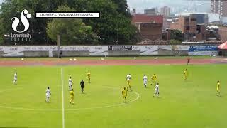 ITAGUI LEONES F.C. vs ALIANZA PETROLERA (partido)