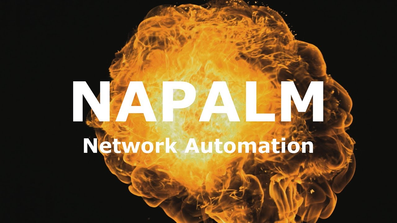 CCIEPython: NAPALM: Network Automation, Programmability, Abstraction &  Multivendor Python by David Bombal