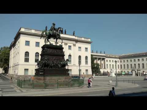 Berlin - Unter den Linden in 4K