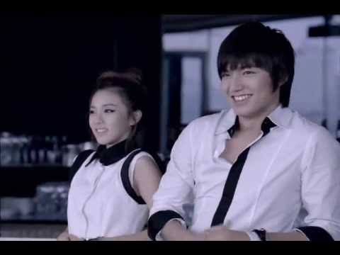 [Vietsub] Kiss epilogue MV (Lee MinHo ft 2NE1 Dara).avi