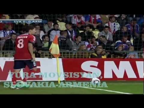 Top 10 Goals Armenia National Team In Euro 2012
