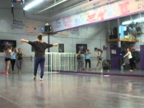 Teaching of Dance Hours: Modern Class 2