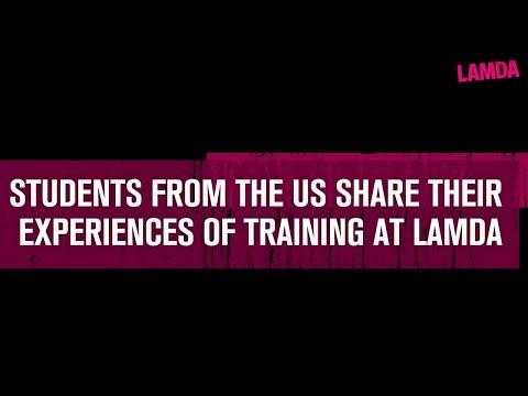 US Students at LAMDA
