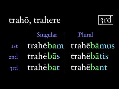 The Imperfect Tense - YouTube