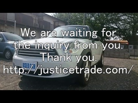 Japanese used car dealer Justicetrading Co, Ltd.