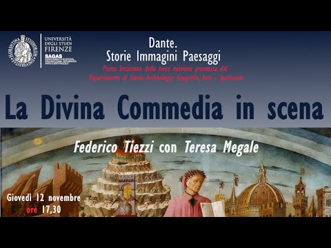 La Divina Commedia in scena