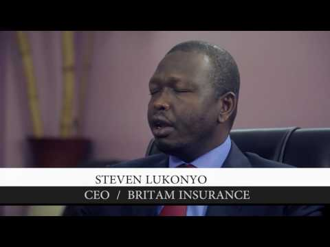 Meet the Market Leader TV Show : Steven Lukonyi C.E.O of BRITAM Tanzania