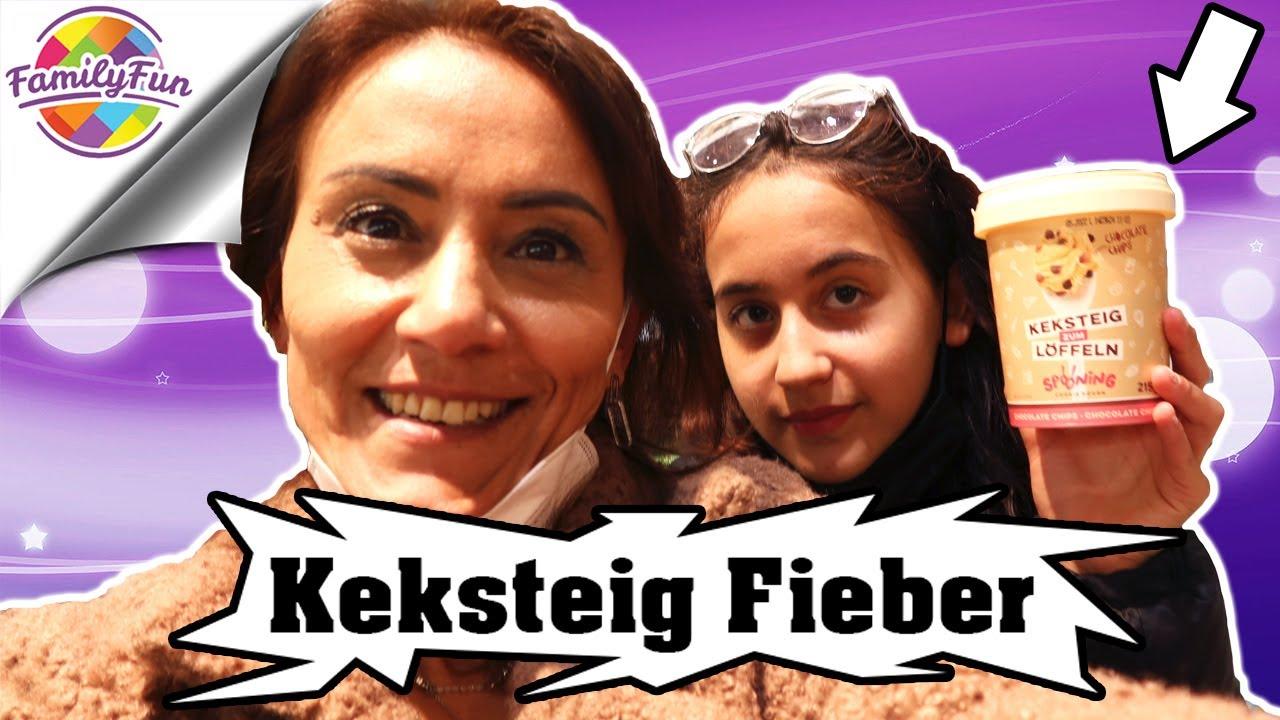 KEKSTEIG Fieber - Shopping Haul - Zurück aus dem Urlaub! | Family Fun