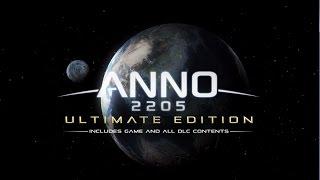 ANNO 2205: ULTIMATE EDITION LAUNCH TRAILER [UK]