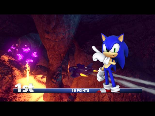 Sonic & All Stars Racing Transformed: Arcade Cup [1080 HD]