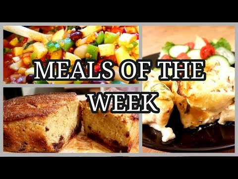 MEALS OF THE WEEK ~ FAMILY OF FIVE ~ #23