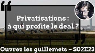 Usul. Privatisations : à qui profite le deal ?