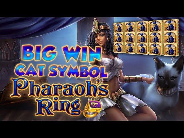 BIG WIN!!!! Pharaos Ring big win - Casino - Bonus Round
