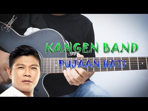 Pujaan Hati Kangen Band (Cover + Tutorial Gitar Melodi) By Sobat P