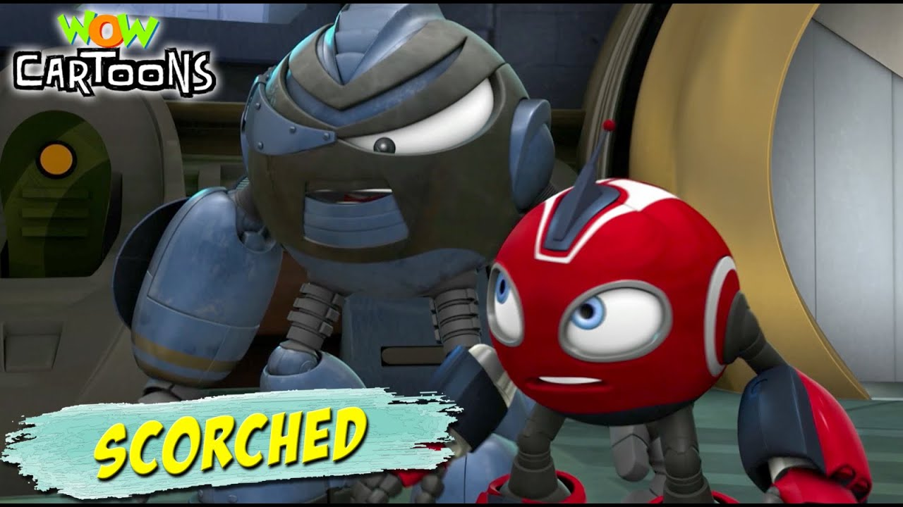 Rollbots   Ep 04   Action Cartoon Video   Cartoons for Kids   Wow Cartoons