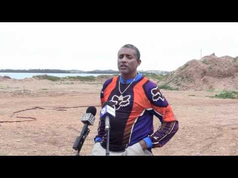 Bermuda Motocross Association President Speaks On New Track December 8 2011