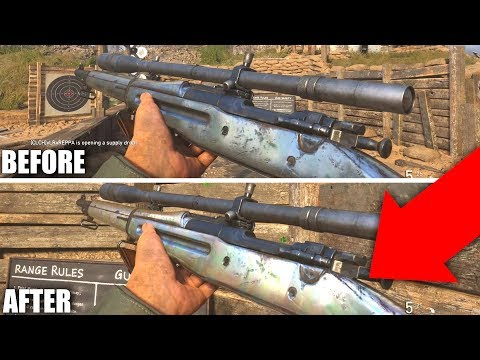 COD WWII CHROME CAMO WAS CHANGED! New Update & Look (Shamrock and Awe Event)