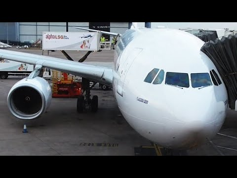Hifly / Jet2 | A330-243 | Manchester to Palma de Mallorca * Full Flight *