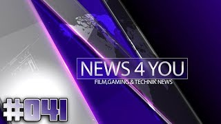 ⭐ NEWS 4 YOU ⭐ 2019 #041/ Heute: STAR WARS/MARVEL´S AVENGERS/PROJECT GEM [DEUTSCH]