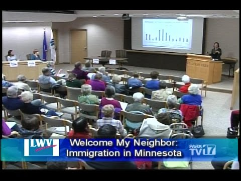 Welcome My Neighbor: Immigration in Minnesota
