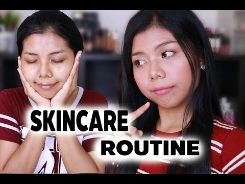 อัพเดทสกินแคร์ที่ใช้ตอนนี้ Skincare Routine 2016