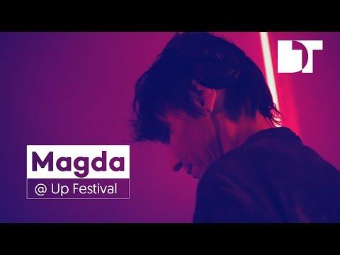 Magda at Up Festival, Prague (Czech Republic) [Highlight 1]