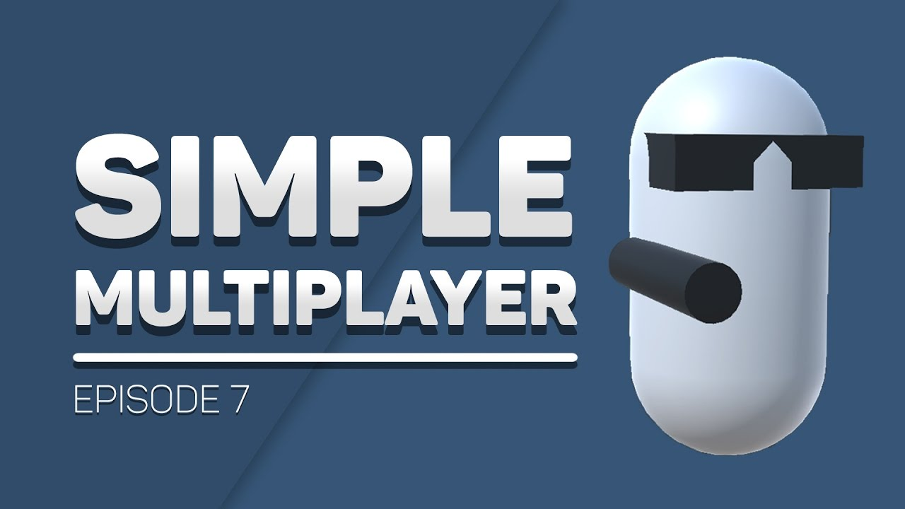 [7] Networking Player Movement | Unity Multiplayer Tutorial [German]