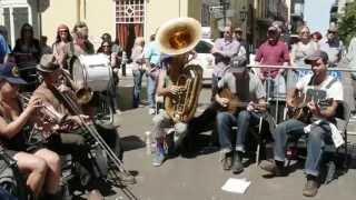Tuba Skinny -Egyptian Ella - Tip the band at Venmo.com. -More at Digitalalexa channel