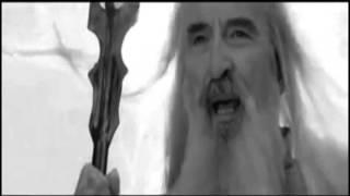 The Lord of the Rings Parodie - Kom van dat dak af