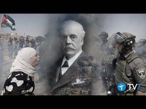 Jerusalem Studio 281 - 100 years to the Balfour Declaration, a regional approach