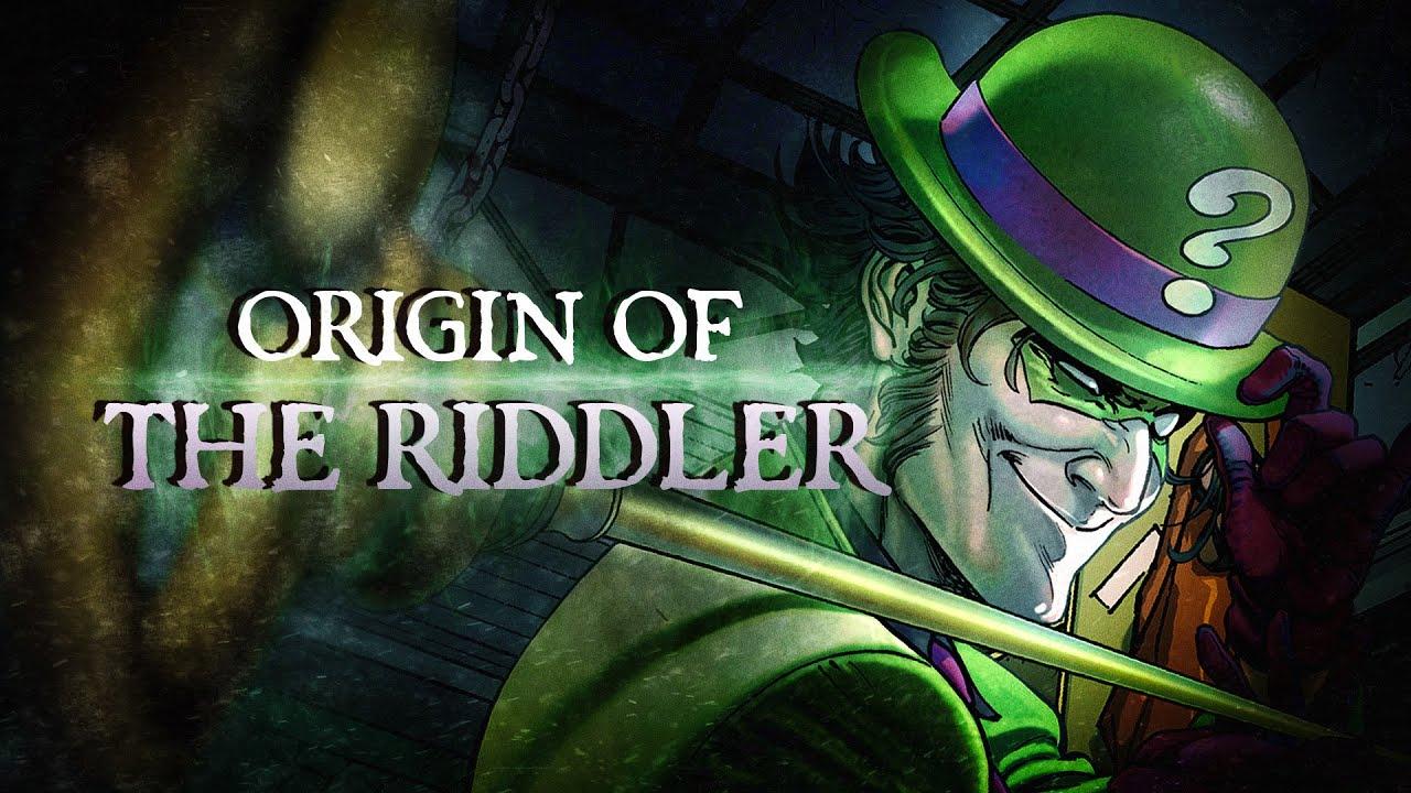 Origin of The Riddler