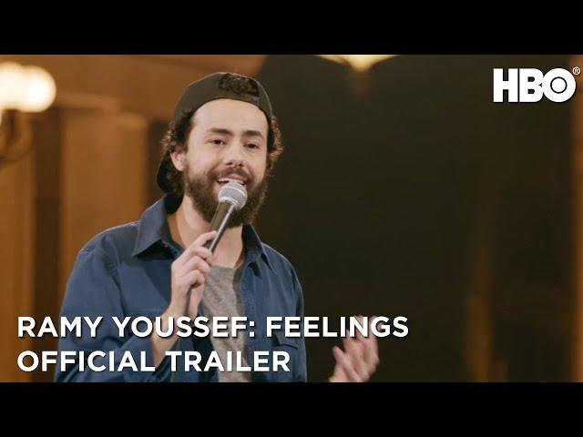 Ramy Youssef: Feelings (2019) | Official Trailer | HBO